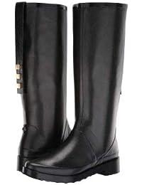 Stuart Weitzman(スチュアートワイツマン) レディース 女性用 シューズ 靴 ブーツ ロングブーツ Griffin - Black Ottawa [並行輸入品]