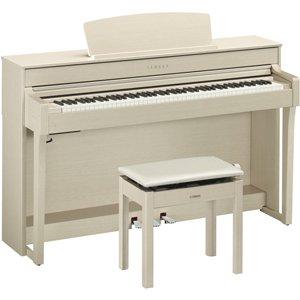 ヤマハ 電子ピアノ ホワイトアッシュ調 YAMAHA Clavinova クラビノーバ  CLP-645WA