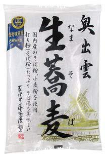 奥出雲生蕎麦200g(100g 2食入)×10個 JAN:4977309028775