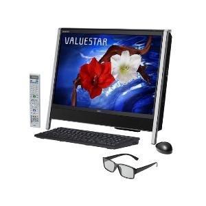 NEC デスクトップパソコン VALUESTAR N【3D対応】(Office H&B搭載)(ファインブラック)VN790/BS PC-VN790BS
