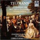 Telemann;Ch.Mus.Wth Viola Da
