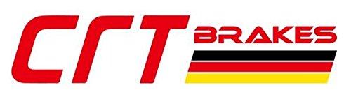 低価格!高品質! [CRT] ポルシェ 911(997) 3.6 CARRERA 型式 99705/99705K 年式 04/08~08/06 車台№→99Z8S7##### リアブレーキパッド