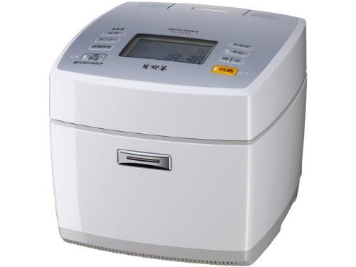 RoomClip商品情報 - 三菱電機 IHジャー炊飯器 5.5合炊き ピュアホワイト NJ-VE104-W