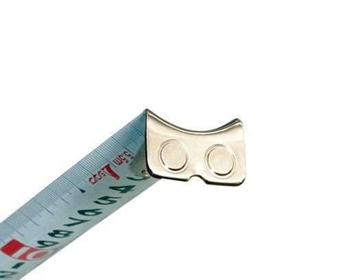 シンワ測定 コンベックス スマートギア マグネット爪 25-5.5m 72762