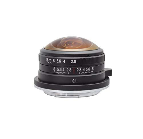【国内正規品】 LAOWA 単焦点 フィッシュアイレンズ 4mm F/2.8 MFT マイクロフォーサーズ用 LAO0048