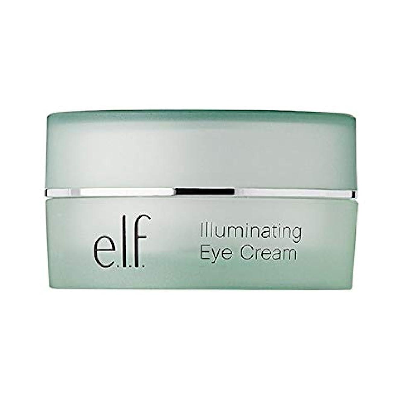 パトロン送った準備する[Elf] エルフ。照明アイクリーム14グラム - e.l.f. Illuminating Eye Cream 14g [並行輸入品]
