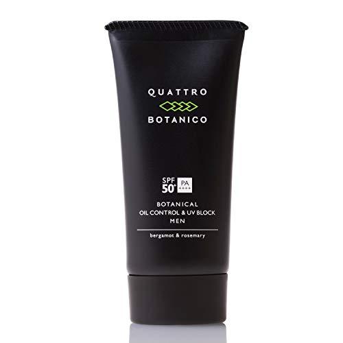クワトロボタニコ (QUATTRO BOTANICO)【 メンズ 日焼け止め UV 】 ボタニカル デイトリートメント & U...