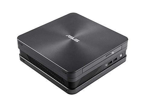 ASUSミニPC 電源ユニット内蔵小型パソコンVC65-C1G7010ZN(Intel Corei7-8700T/16GB/SSD128GB/HDD500GB/ブルーレイ/Win10 64bit)