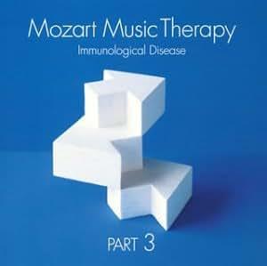 最新・健康 モーツァルト 音楽療法 ~ 免疫系疾患の予防 ~