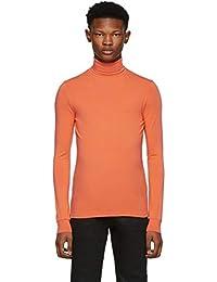 (ラフ シモンズ) Raf Simons メンズ トップス ニット・セーター Orange Classic Souspull Turtleneck [並行輸入品]