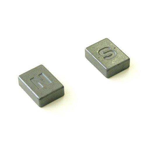 フェライト磁石 等方性 NS刻印有 6ケ入 角型 22×16×7