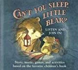 Can't You Sleep, Little Bear? CD