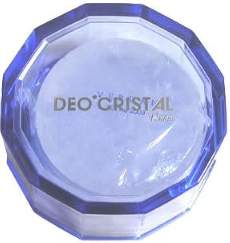 酸素土地追加するデオクリスタル ヴェルダン 115g ディスクタイプ