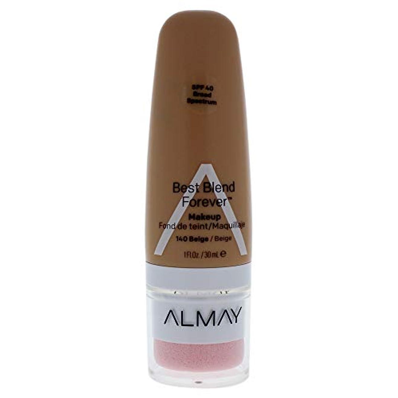 美容師タンザニア広いAlmay Best Blend Forever, 140 Beige, 30 ml