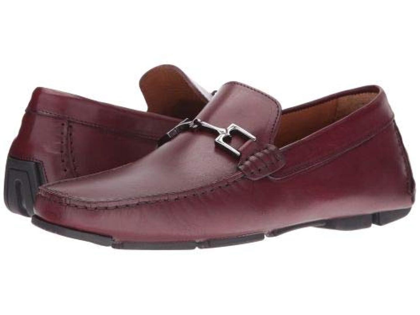 醜いスタイルピアースBruno Magli(ブルーノマリ) メンズ 男性用 シューズ 靴 ローファー Monza - Bordo Leather [並行輸入品]
