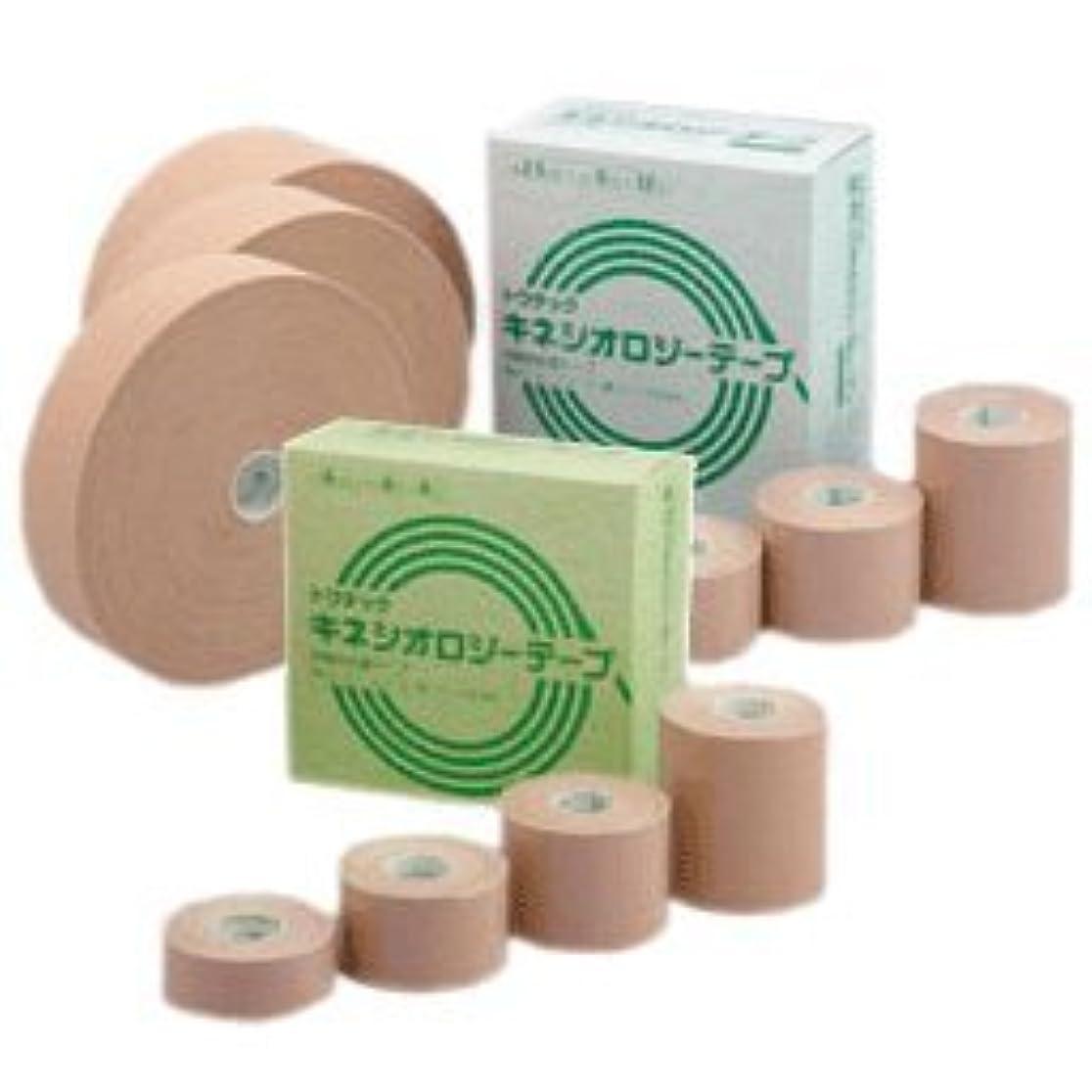 メディア偽善野生トワテック キネシオロジーテープ スポーツタイプ業務用 7.5cm×32m
