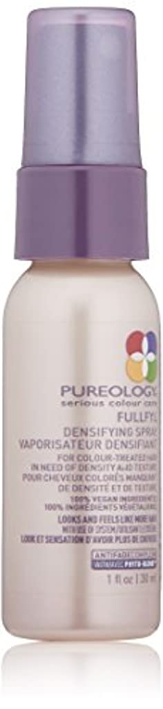休戦チャンバー表面Pureology Fullfyl緻密化スプレー、1液量オンス 1.0 fl。オンス