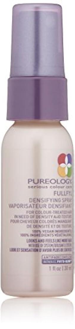 スラム配管工抵抗するPureology Fullfyl緻密化スプレー、1液量オンス 1.0 fl。オンス