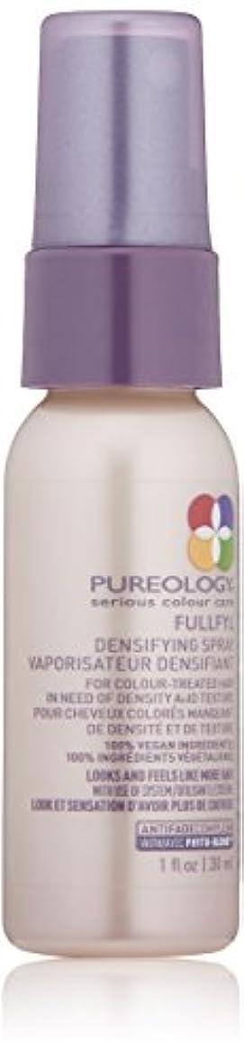手彼女の従者Pureology Fullfyl緻密化スプレー、1液量オンス 1.0 fl。オンス