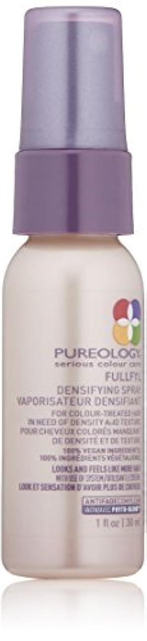 懐反発する牽引Pureology Fullfyl緻密化スプレー、1液量オンス 1.0 fl。オンス