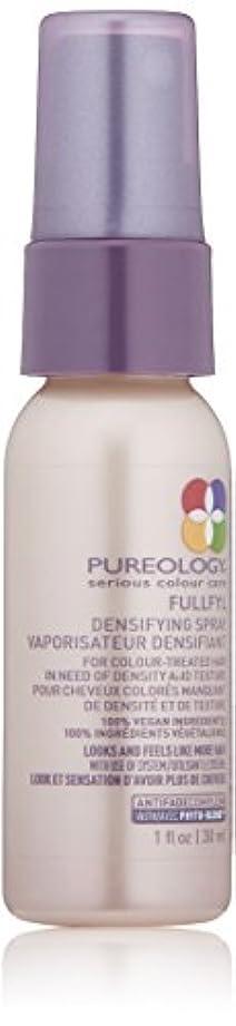 超えるアルカトラズ島困惑Pureology Fullfyl緻密化スプレー、1液量オンス 1.0 fl。オンス