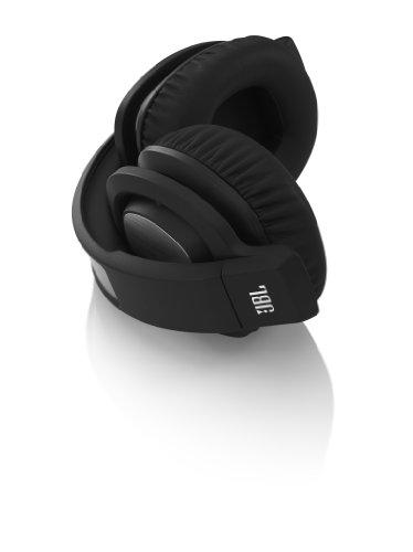 【国内正規品】 JBL Premium over-ear ヘッドホン J88 ブラック J88BLK