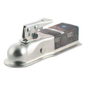 CURT 正規品 クラス2 ポジロック トレーラーカプラー 2-1/2インチチャンネル 2インチボール用 メーカー保証付