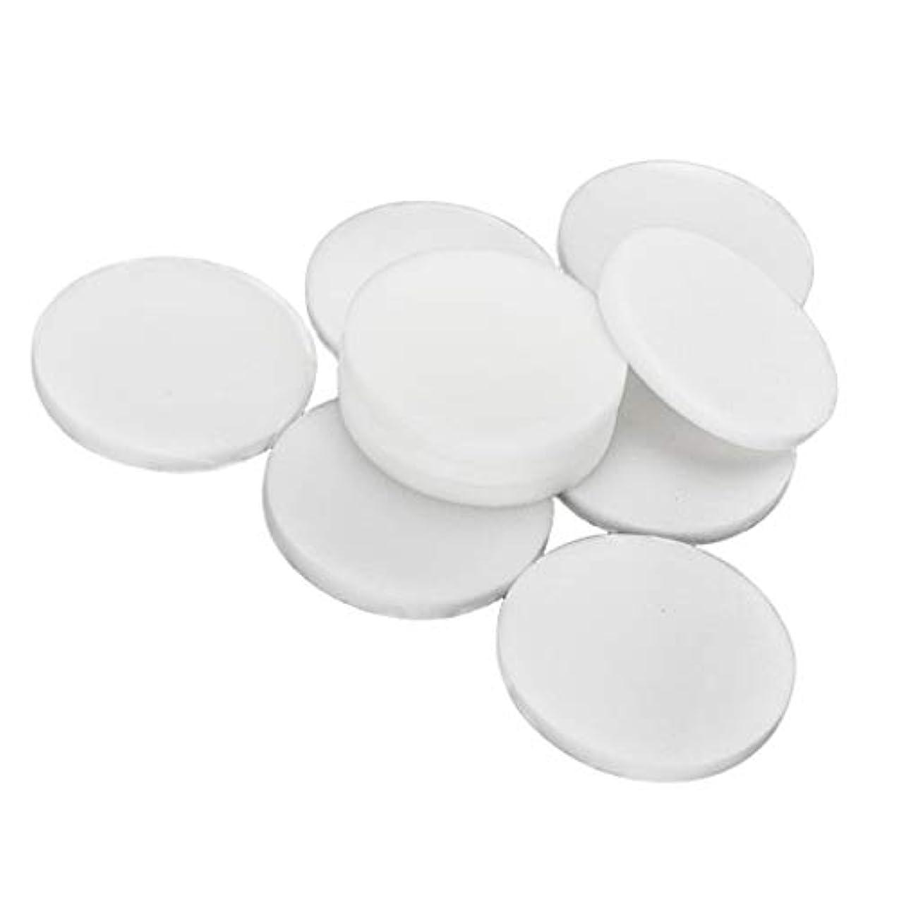 昼食引用振る舞いPerfeclan 約10個 洗顔スポンジ 洗顔パフ メイクアップパフ フェイシャルスポンジ 全2サイズ - 大