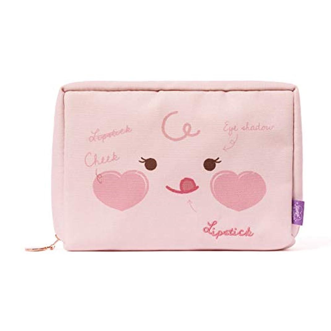 貧しい矛盾チャレンジ[オフィシャル] カカオフレンズ - TWICE EDITION (ミナ) コスメポーチ KAKAO FRIENDS - TWICE EDITION Cosmetic Bag by MINA