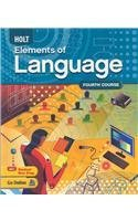 Elements of Language 4th Course【洋書】 [並行輸入品]