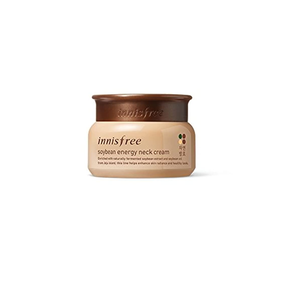 [イニスフリー] Innisfree 発酵大豆エネジネッククリーム (80ml) Innisfree Soy Bean Energy Neck Cream (80ml) [海外直送品]