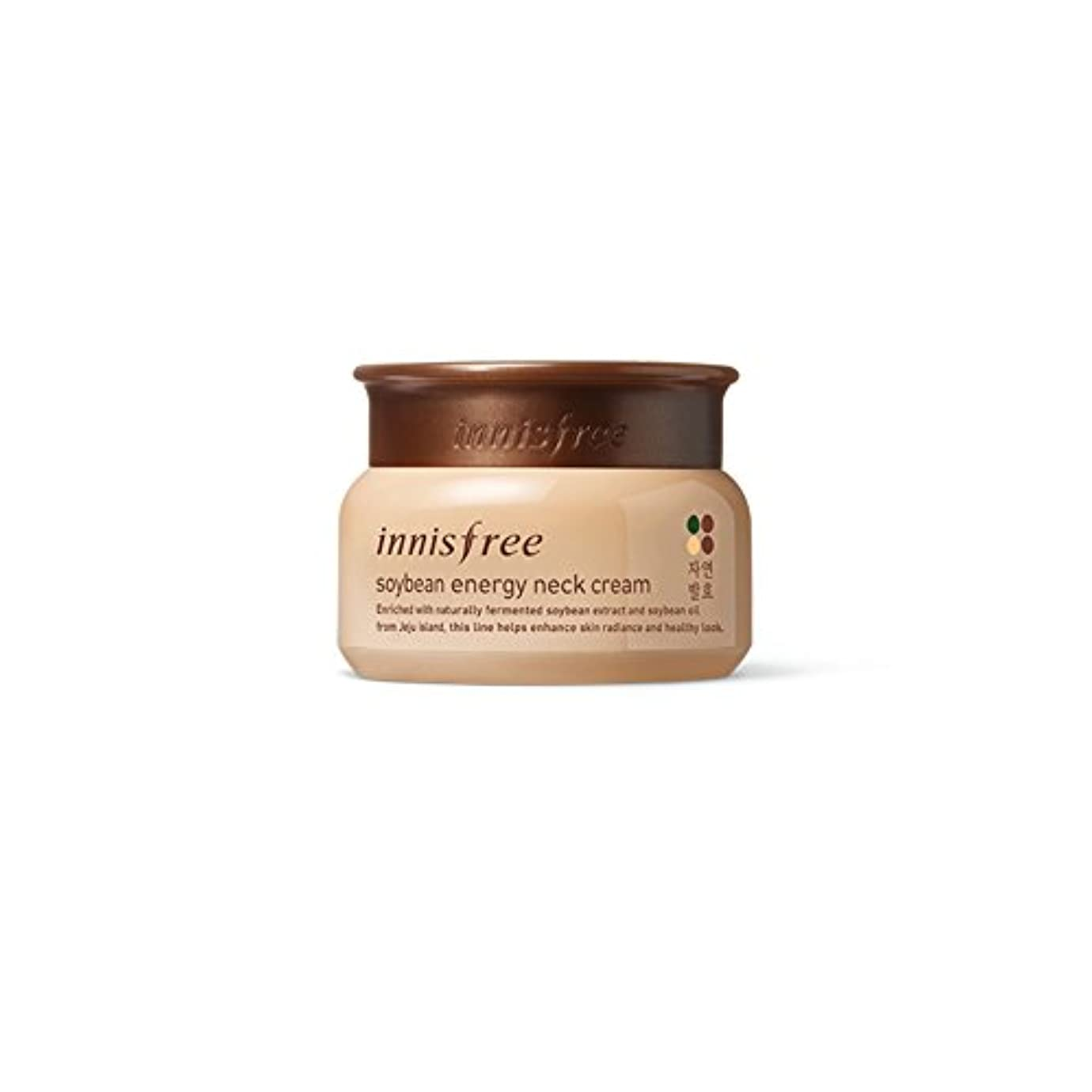 歩道増強するれんが[イニスフリー] Innisfree 発酵大豆エネジネッククリーム (80ml) Innisfree Soy Bean Energy Neck Cream (80ml) [海外直送品]