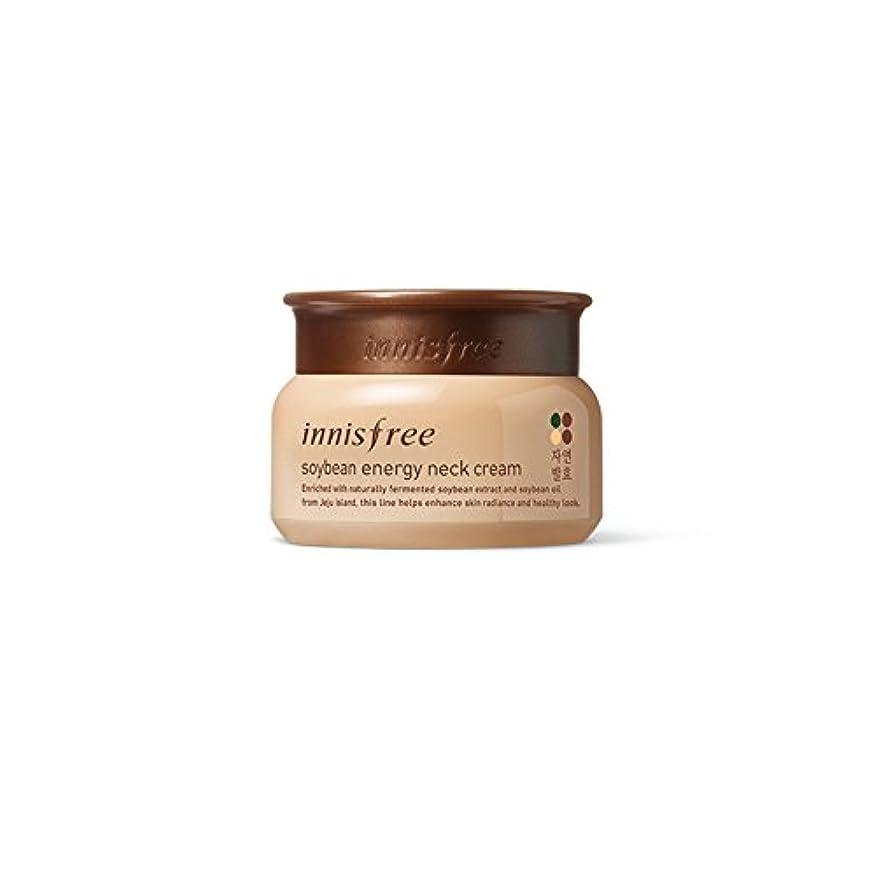 耳黙配分[イニスフリー] Innisfree 発酵大豆エネジネッククリーム (80ml) Innisfree Soy Bean Energy Neck Cream (80ml) [海外直送品]