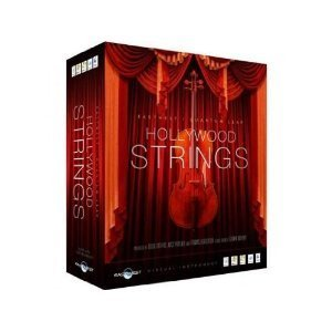 EASTWEST QUANTUM LEAP HOLLYWOOD STRINGS Gold Edition ストリン グス音源
