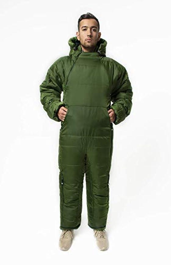 恋人ラウンジフラッシュのように素早くSelk'bag Original 6G sleeping bag(寝袋), Green Pasture, X-Large [並行輸入品]