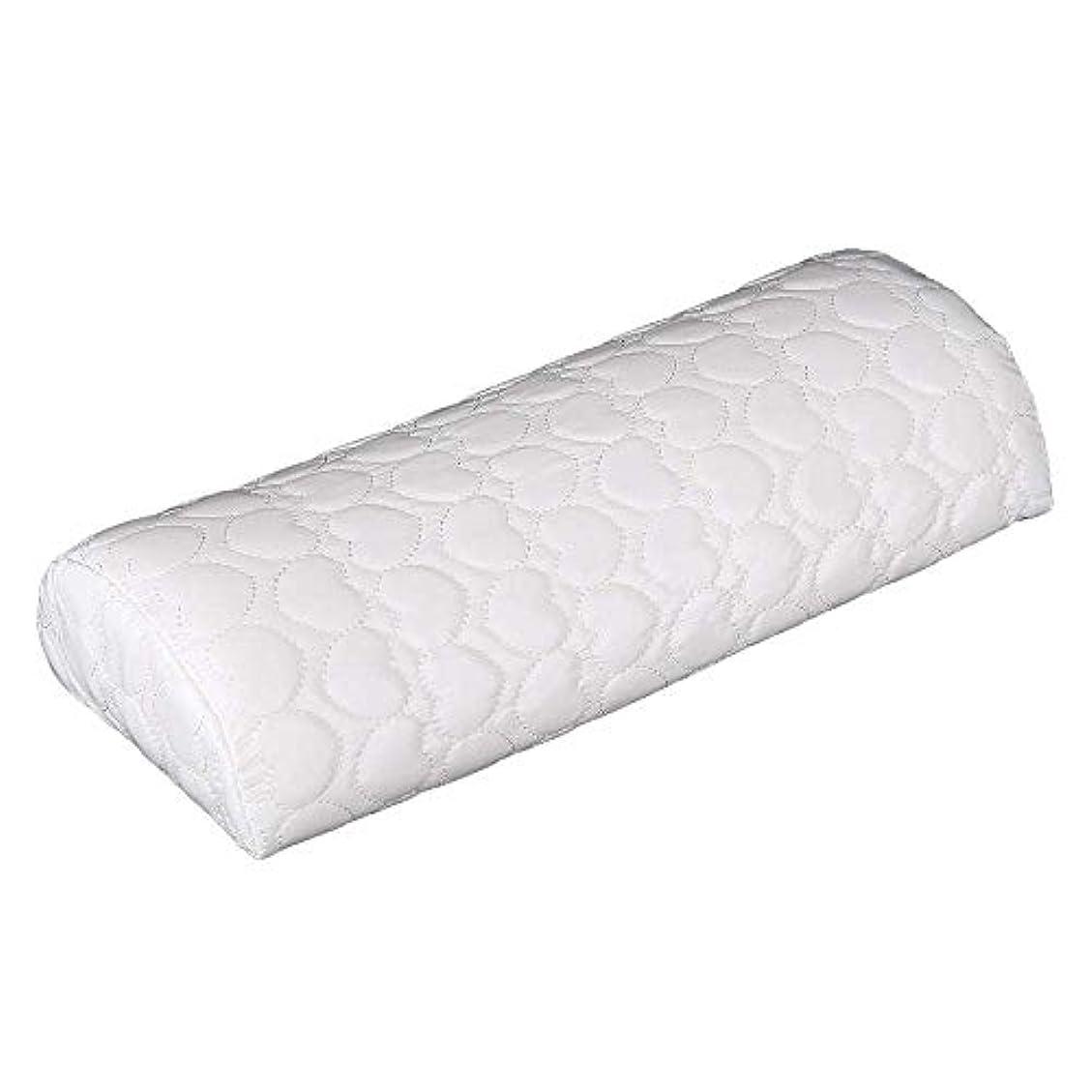 デッドロック明確な気配りのある1st market プレミアム品質 ハンドレストクッション - マニキュアツールハンドレストクッションホルダープロフェッショナルソフトスポンジアームレストレストクッションホワイト