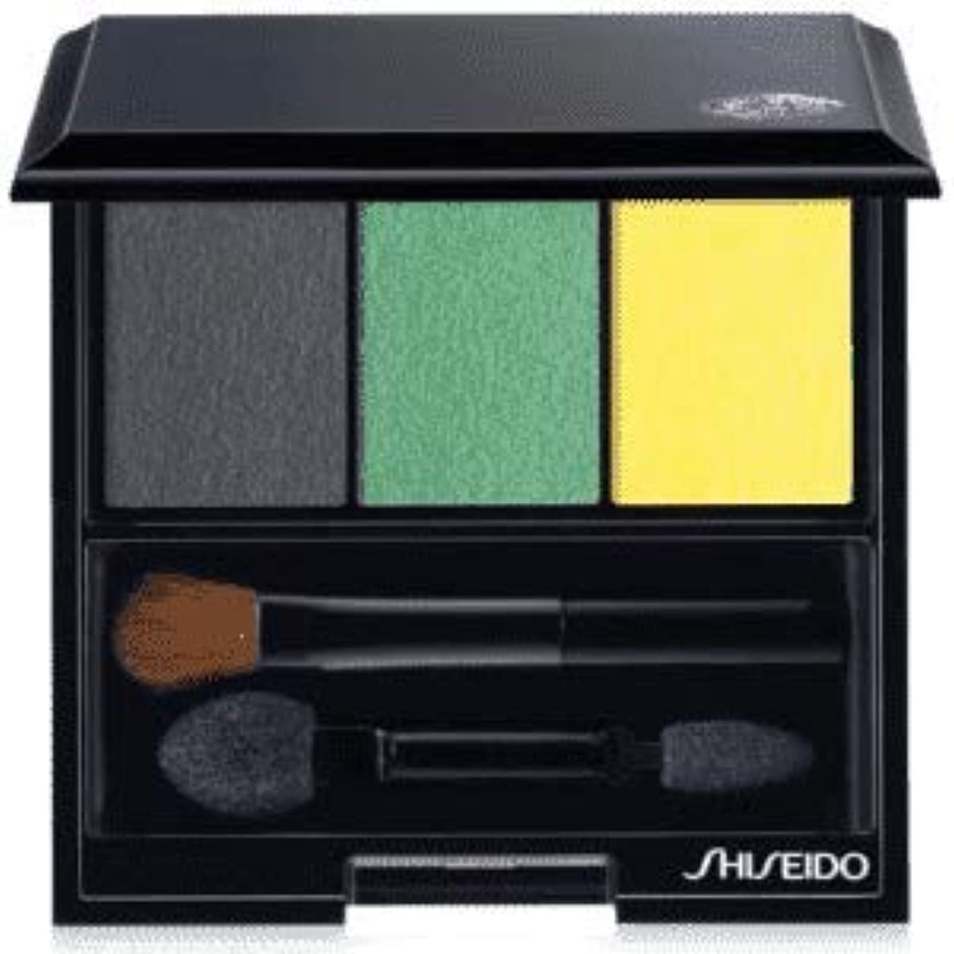 関係する防ぐいつか資生堂 ルミナイジング サテン アイカラー トリオ GR716(Shiseido Luminizing Satin Eye Color Trio GR716) [並行輸入品]