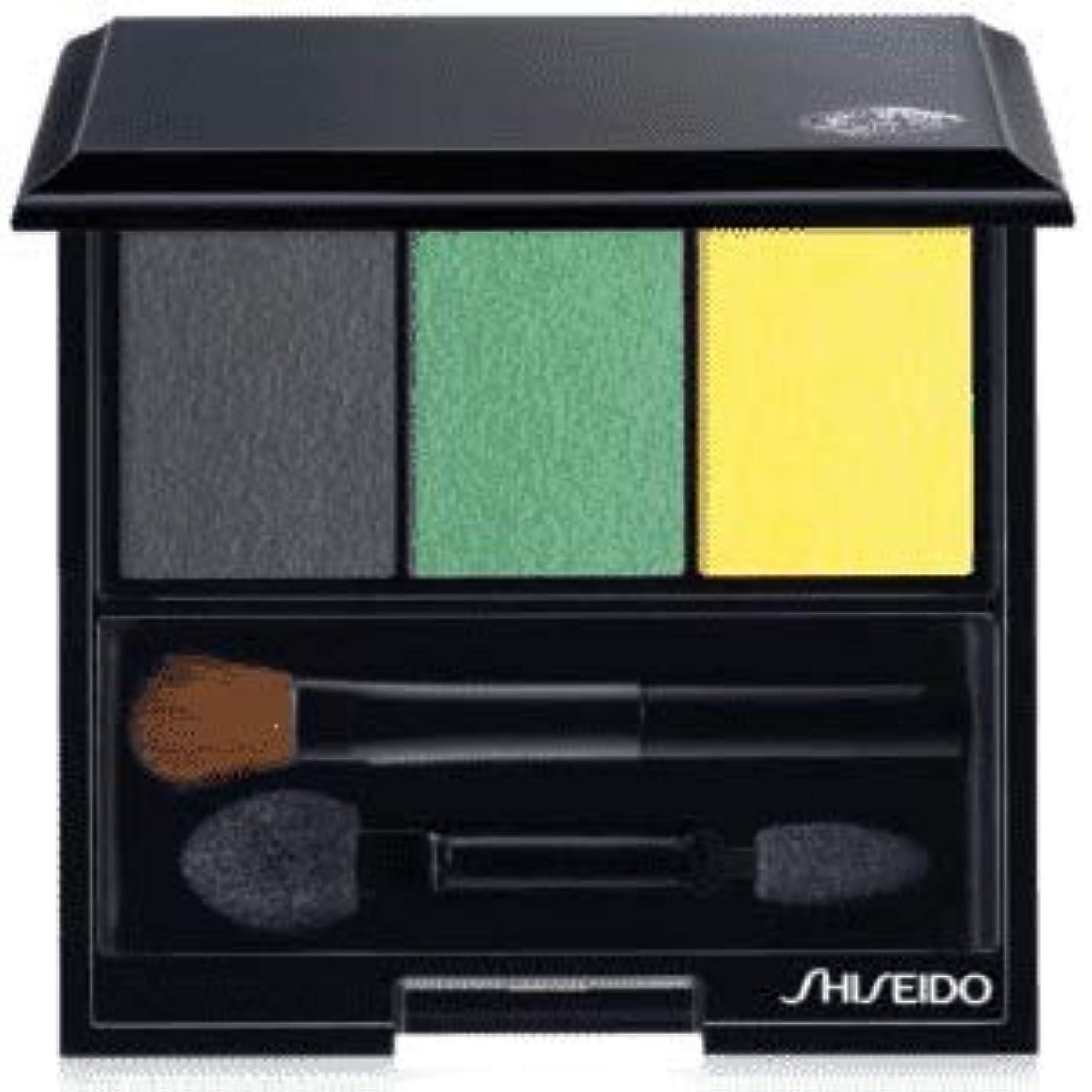 晴れ神経冷笑する資生堂 ルミナイジング サテン アイカラー トリオ GR716(Shiseido Luminizing Satin Eye Color Trio GR716) [並行輸入品]