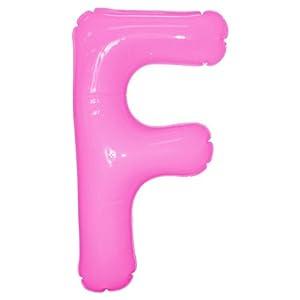 エアポップレターバルーン ピンク 「F」 14...の関連商品7