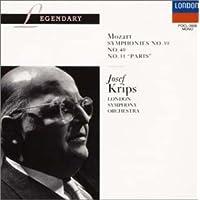 モーツァルト:交響曲第39番40番31番「パリ」
