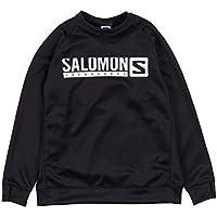 サロモン(SALOMON) メンズアパレル MTN LIFE CREW BLACK (MTN ライフ クルー) L40756800 L