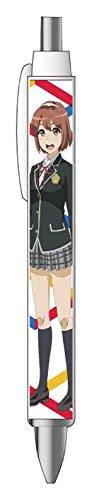 スクールガールストライカーズ Animation Channel 沙島悠水 ボールペンの詳細を見る