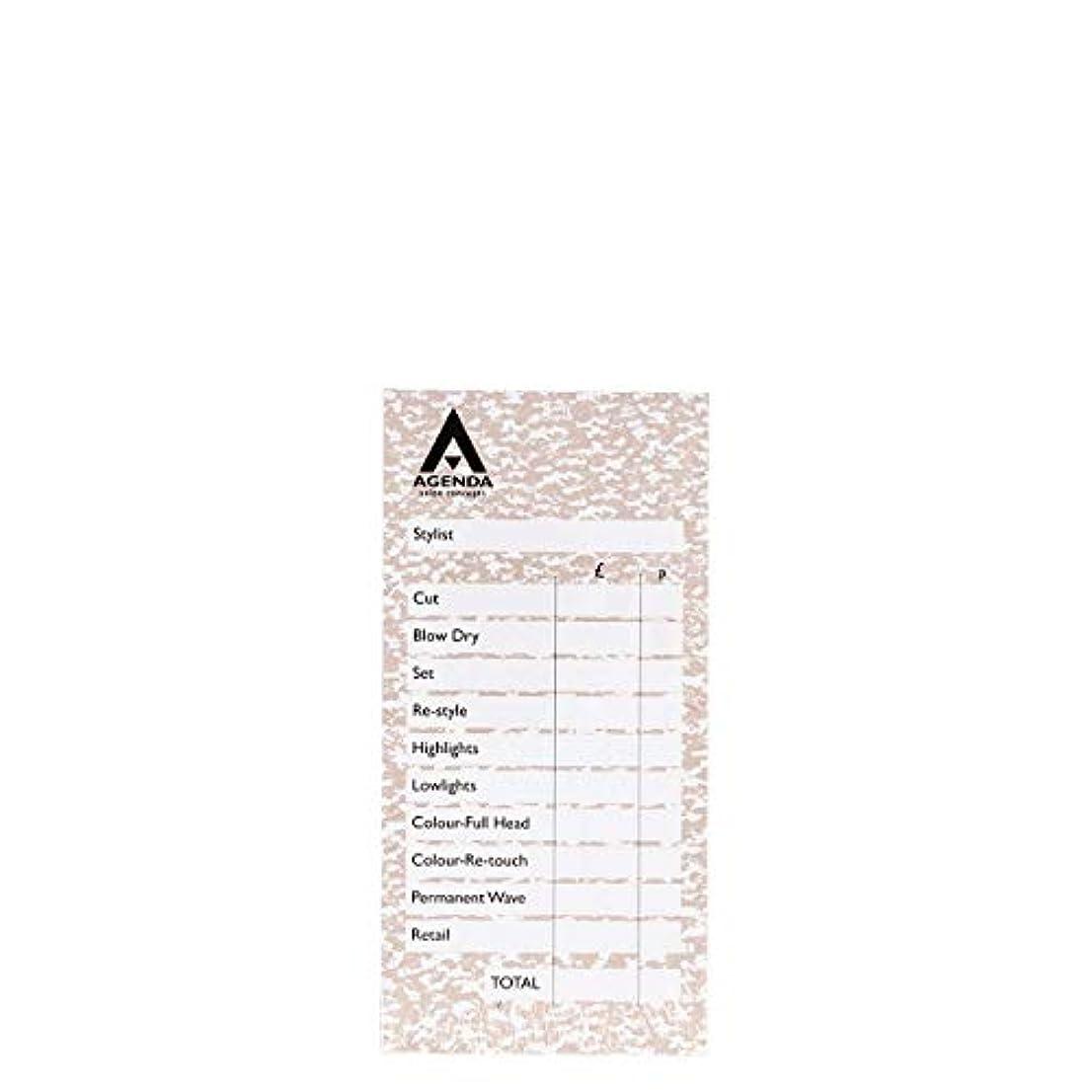 凝縮する労苦マイコンアジェンダ サロンコンセプト チェックパッドベージュ6x100リーフ[海外直送品] [並行輸入品]
