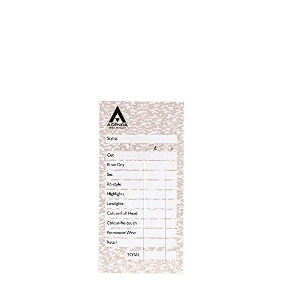 チャーミング地球手伝うアジェンダ サロンコンセプト チェックパッドベージュ6x100リーフ[海外直送品] [並行輸入品]