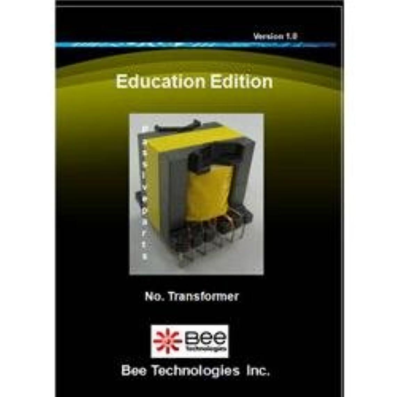 動かないわかりやすいコークス【SPICE】Bee Technologies デバイスモデリング教材 トランスモデル編 【DM-011】