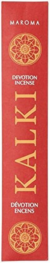 未使用公平なフェロー諸島カルキ デヴォーション (KALKI DEVOTION) (慈悲深い愛) 10本(25g) お香