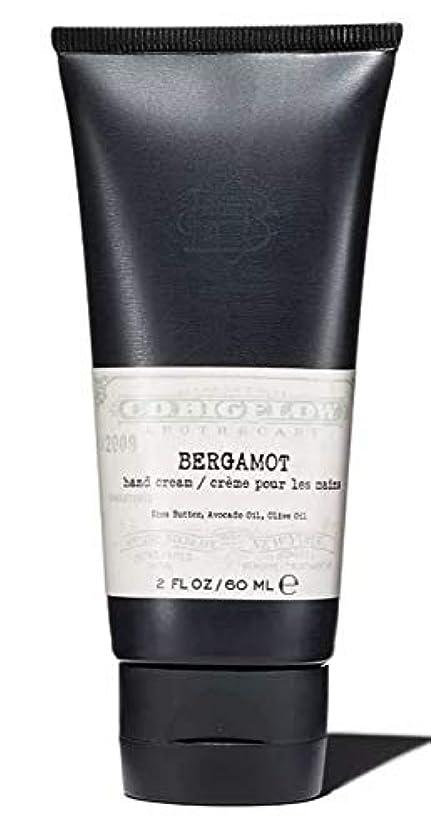 談話土地人に関する限りシーオービゲロウ バーガモット Bergamot ハンドクリーム