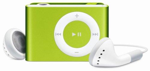 Apple iPod shuffle 1GB グリーン MA951J/A