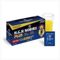 H.G.H NOBIRU PLUS 12g×30袋