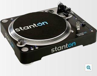 USB搭載・PC録音ターンテーブル「STANTONスタントン T.92 USB」